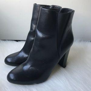 ALDO Boots Black Size 9US. Used.